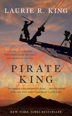 Pirate King By King, Laurie R.